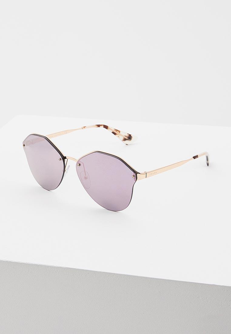Женские солнцезащитные очки Prada (Прада) 0PR 64TS