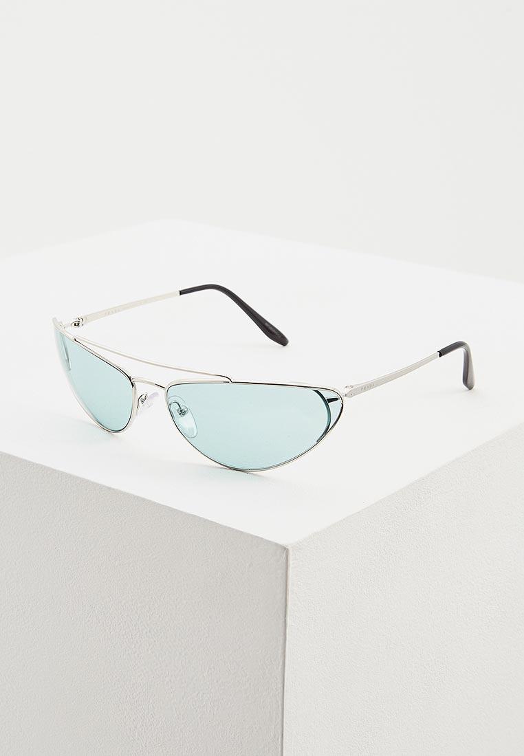 Женские солнцезащитные очки Prada (Прада) 0PR 62VS