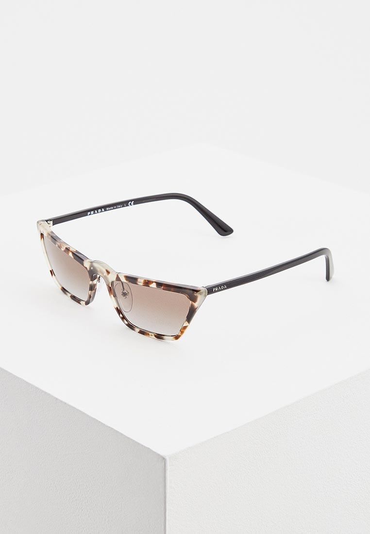Женские солнцезащитные очки Prada (Прада) 0PR 19US