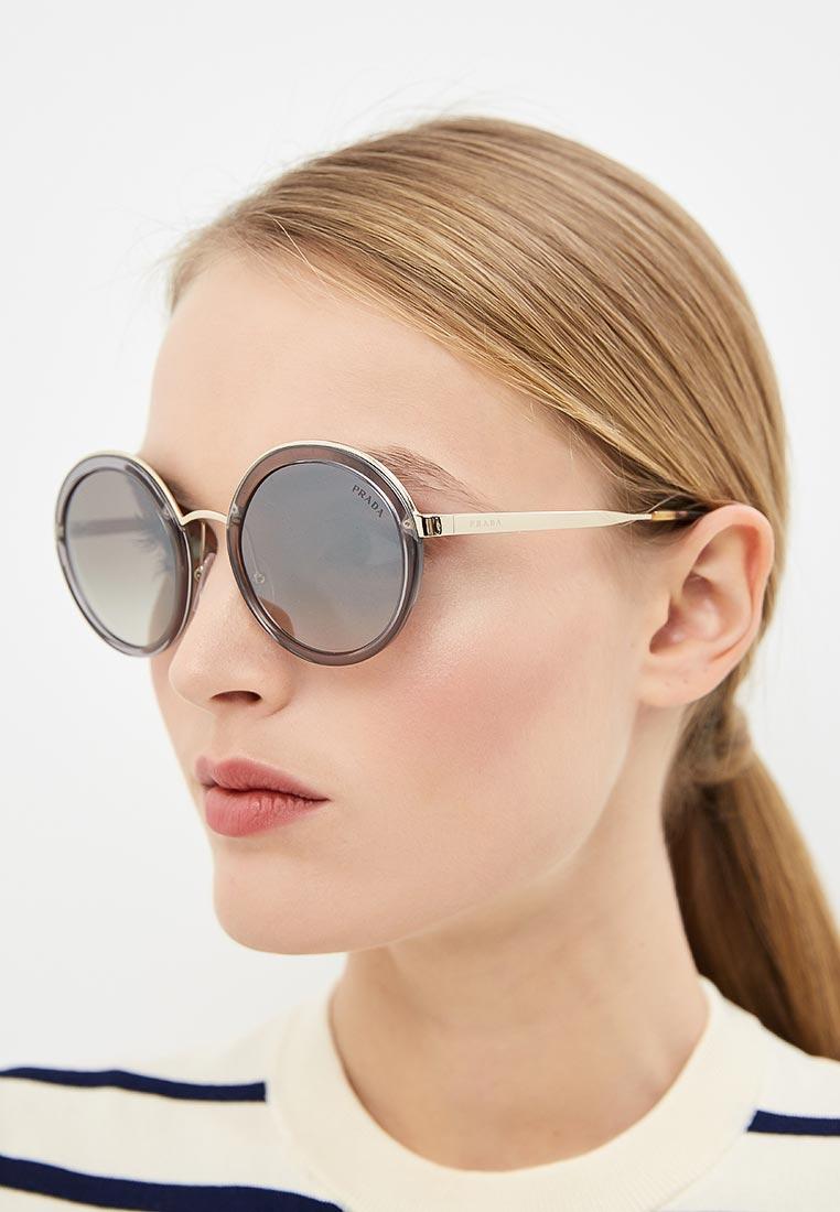 Женские солнцезащитные очки Prada (Прада) 0PR 50TS