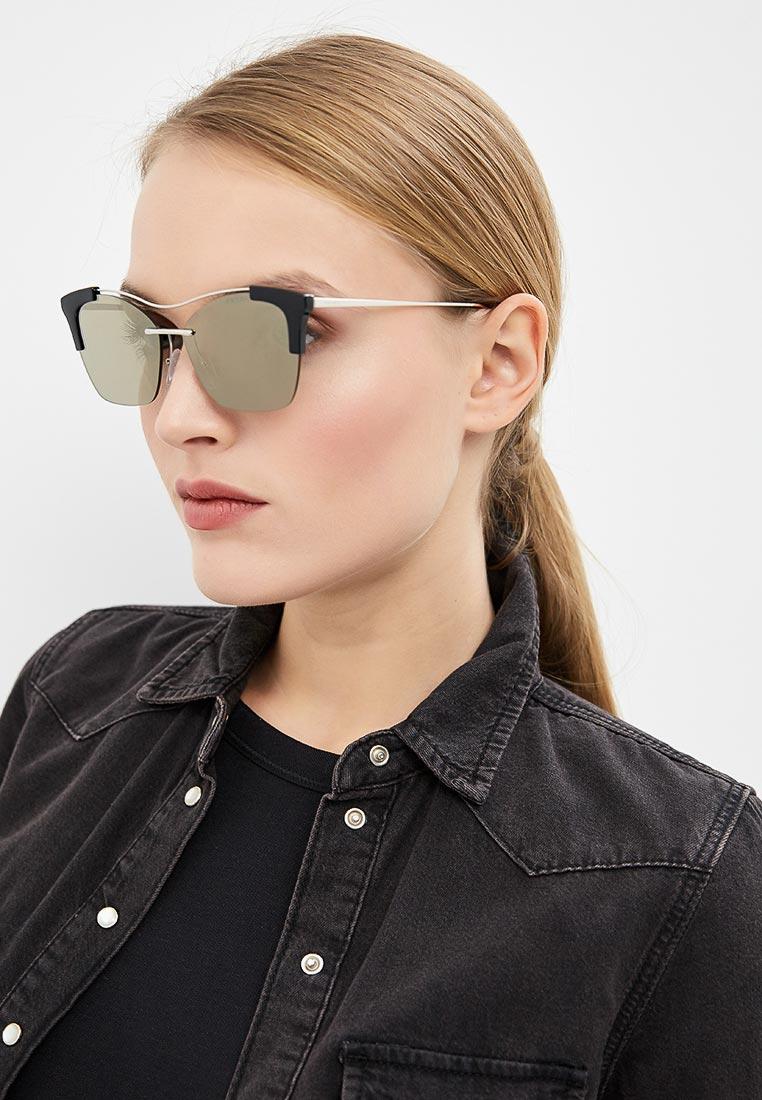 Женские солнцезащитные очки Prada (Прада) 0PR 21US