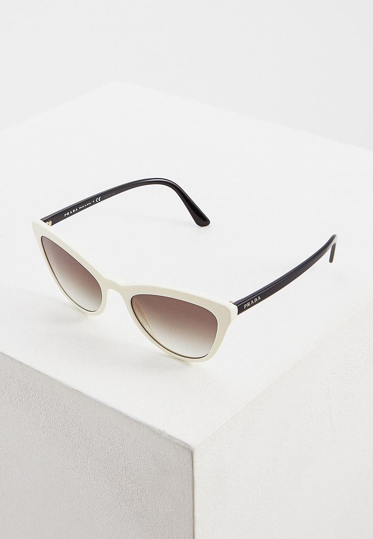 Женские солнцезащитные очки Prada (Прада) 0PR 01VS