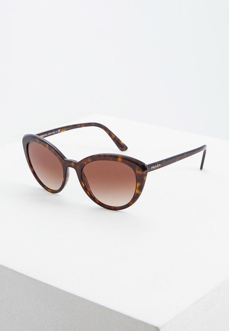 Женские солнцезащитные очки Prada (Прада) 0PR 02VS
