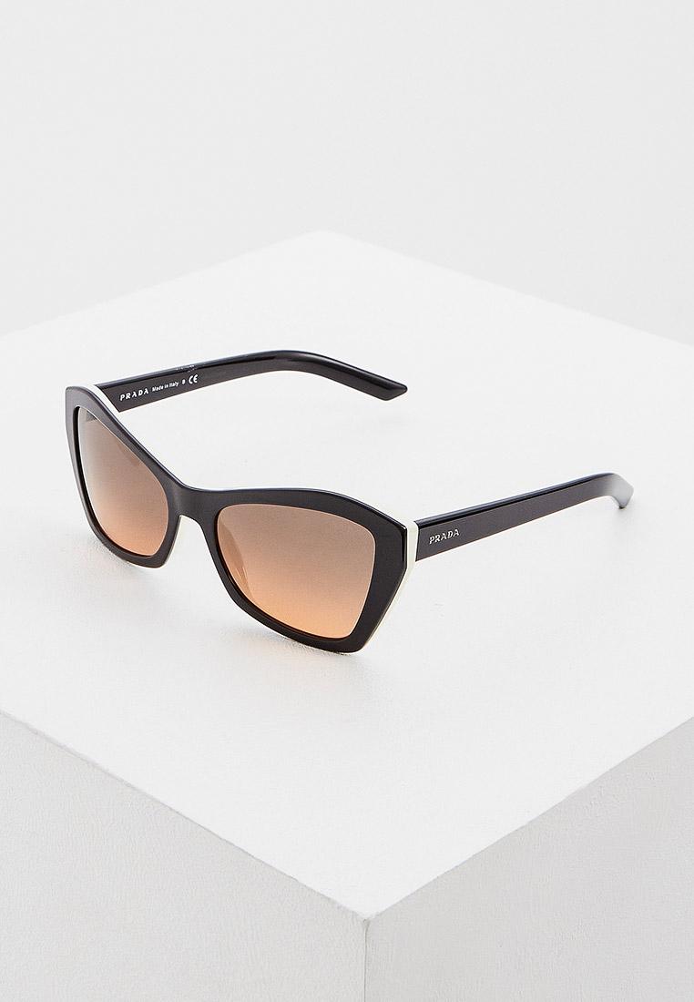 Женские солнцезащитные очки Prada (Прада) 0PR 07XS