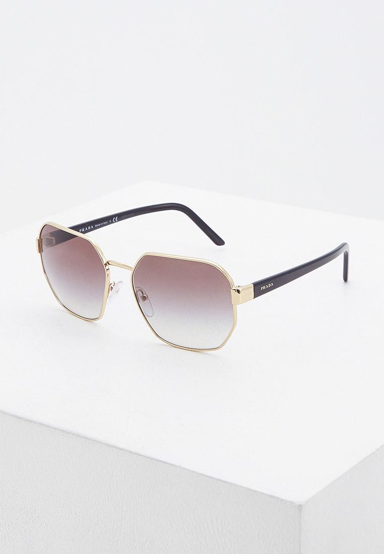 Женские солнцезащитные очки Prada (Прада) 0PR 54XS