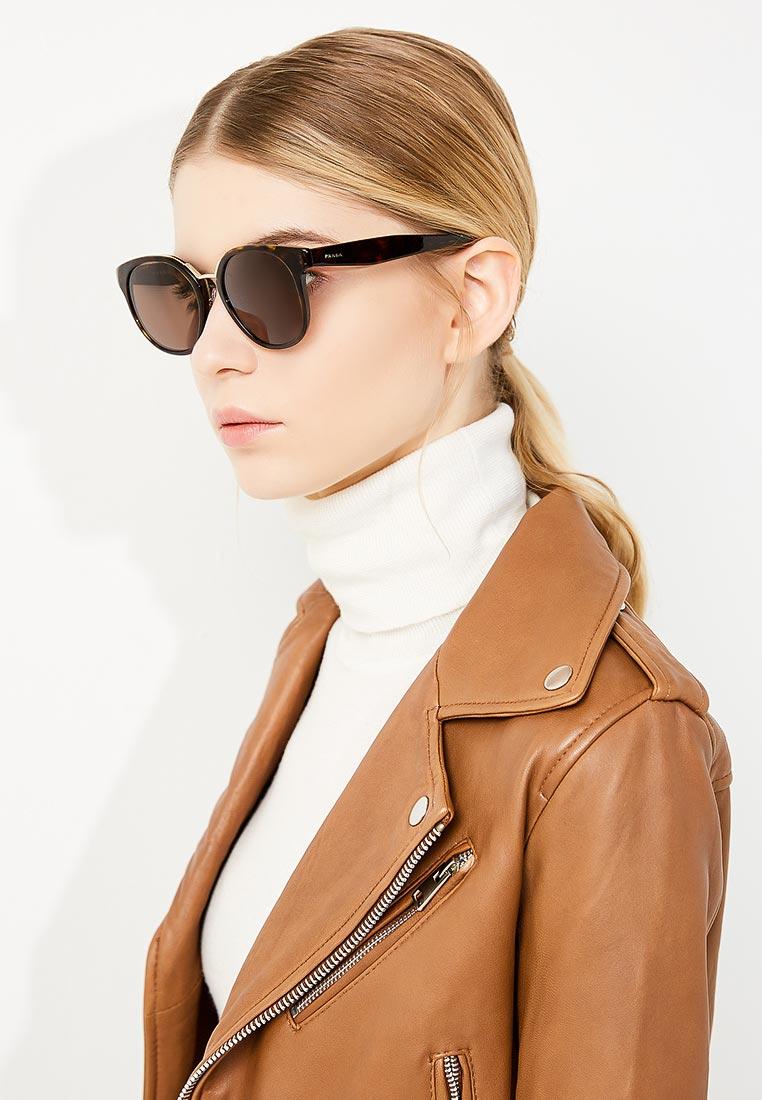 Женские солнцезащитные очки Prada (Прада) 0PR 17TS