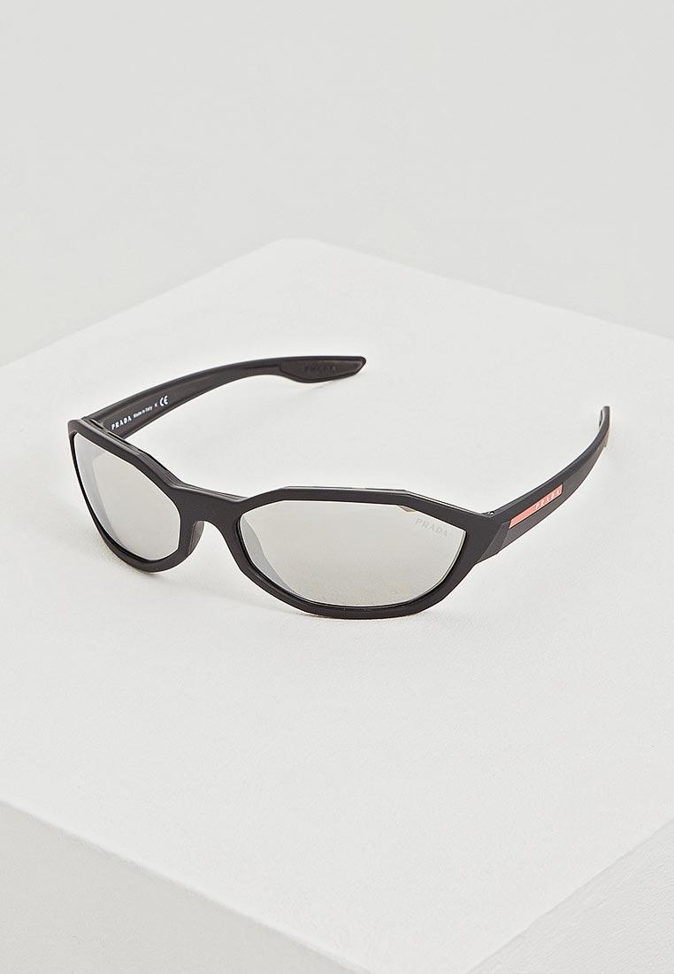 Мужские солнцезащитные очки Prada Linea Rossa 0PS 04US