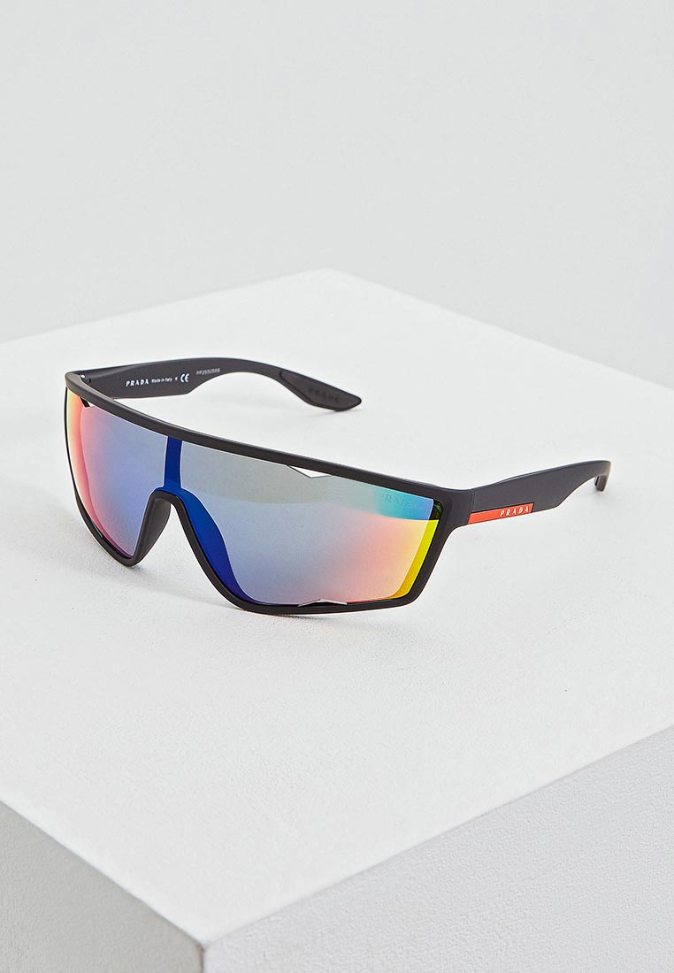 Мужские солнцезащитные очки Prada Linea Rossa 0PS 09US