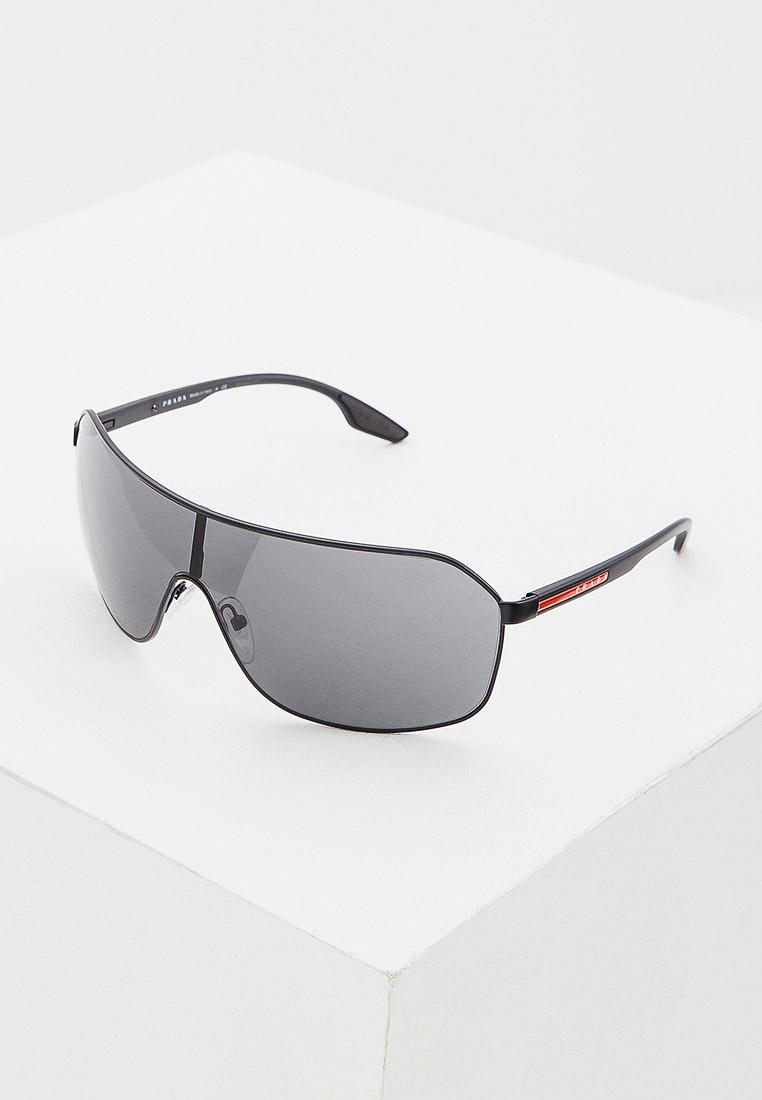 Мужские солнцезащитные очки Prada Linea Rossa 0PS 53VS