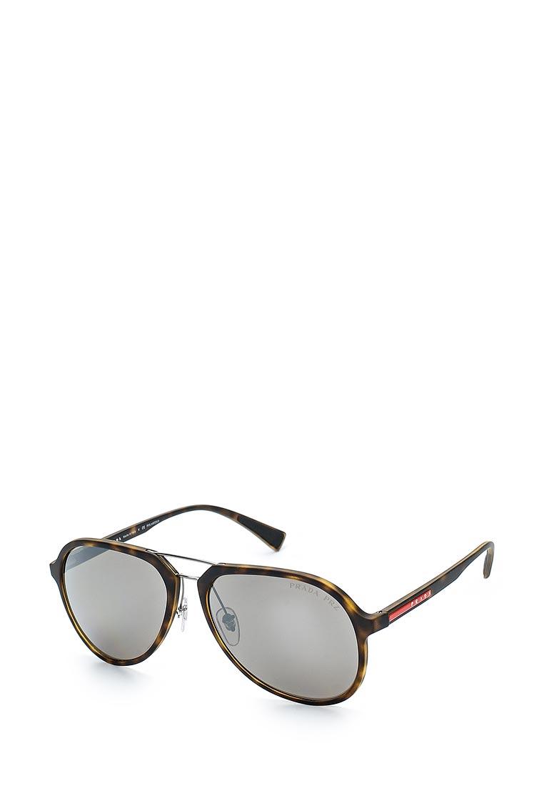 Мужские солнцезащитные очки Prada Linea Rossa 0PS 05RS