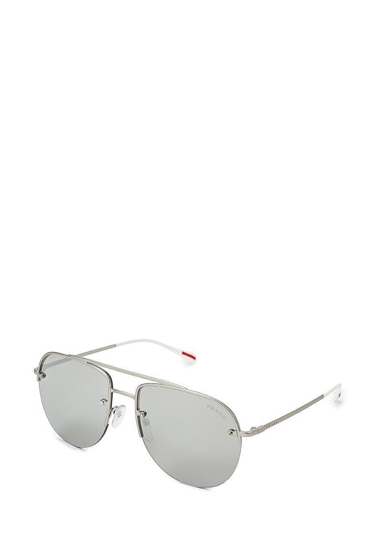 Мужские солнцезащитные очки Prada Linea Rossa 0PS 53SS
