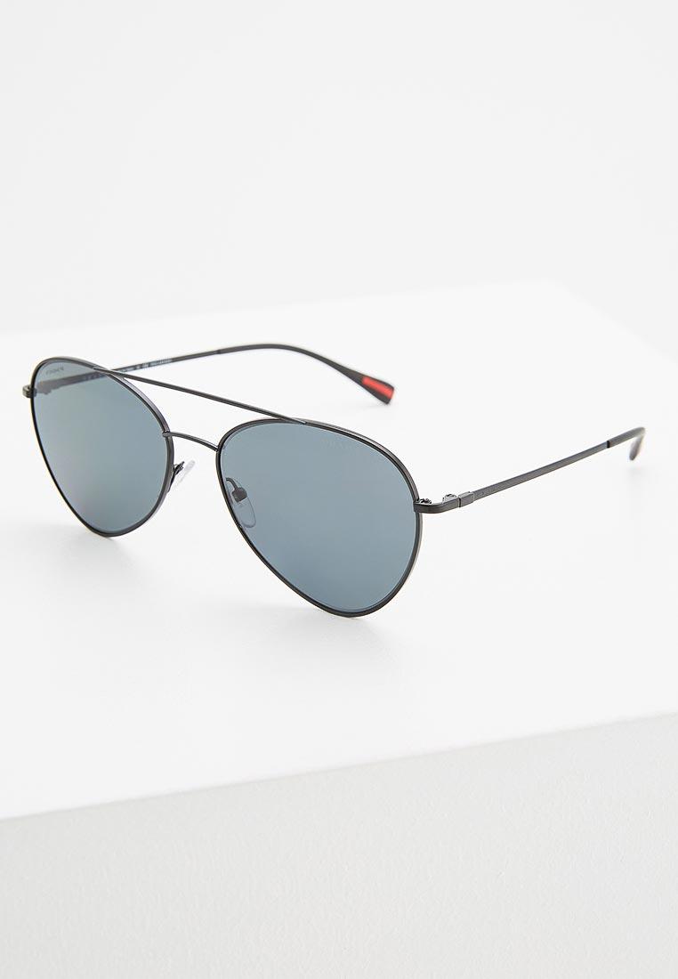 Мужские солнцезащитные очки Prada Linea Rossa 0PS 50SS