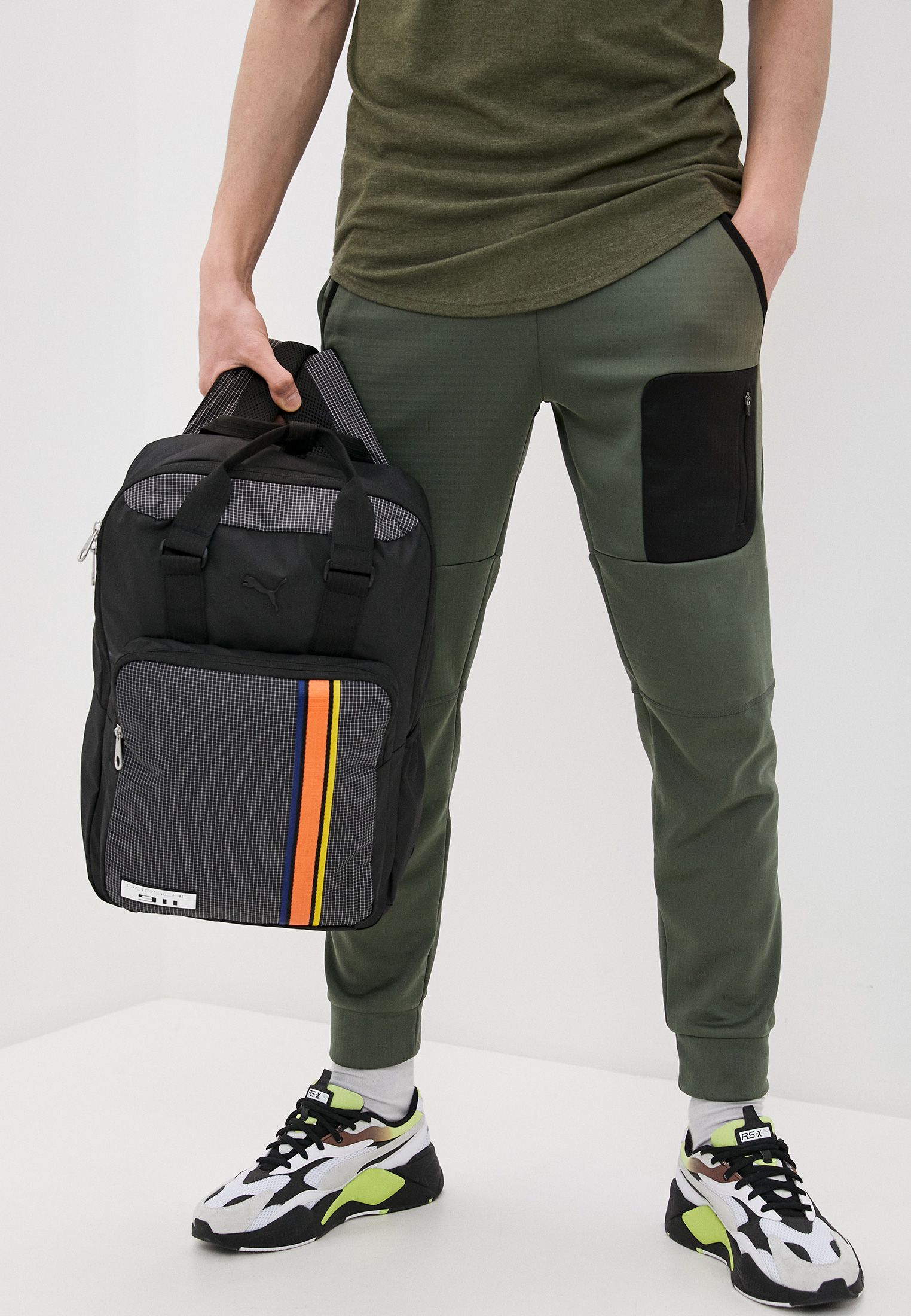Спортивный рюкзак Puma (Пума) 78030