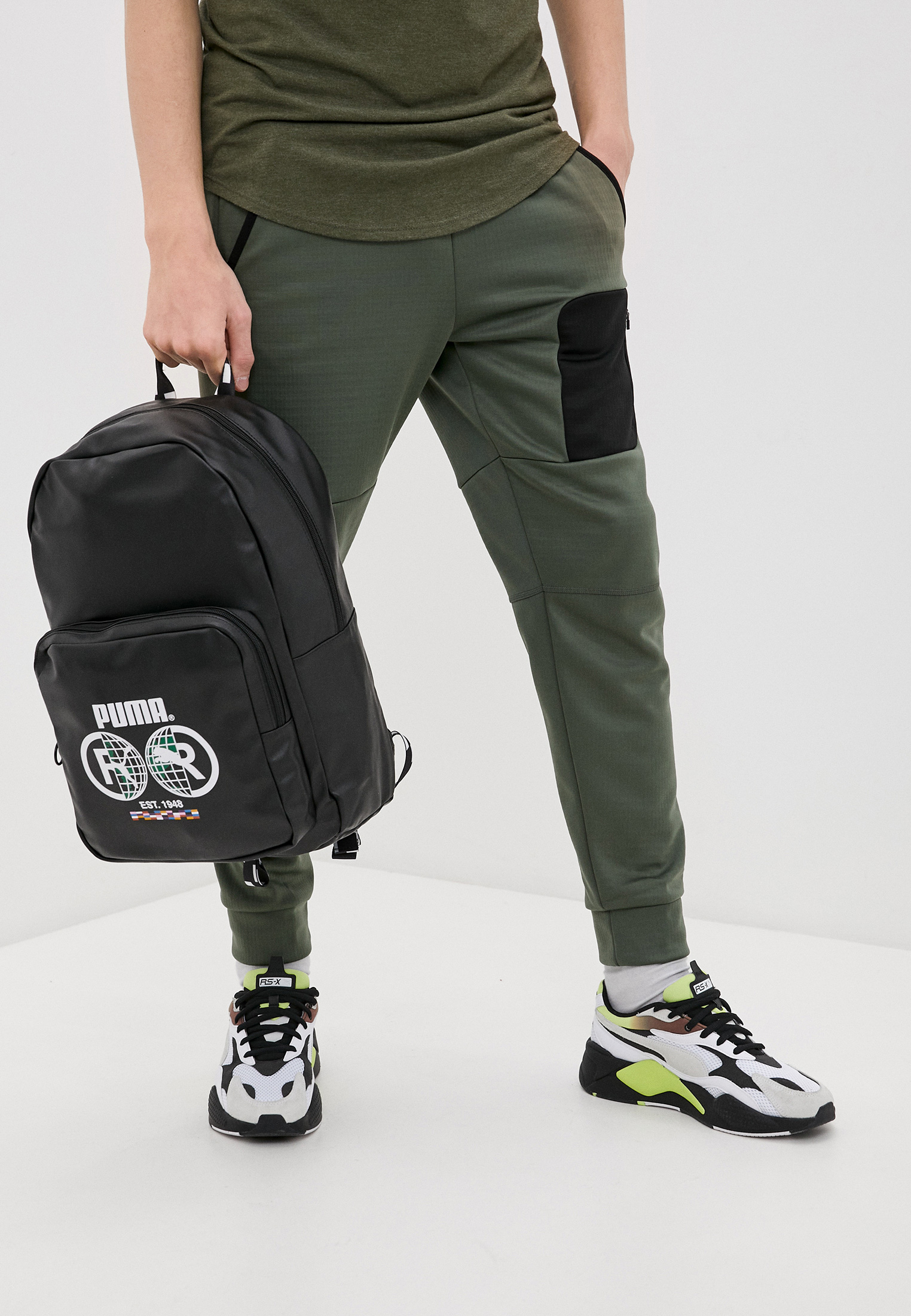 Спортивный рюкзак Puma (Пума) 78018