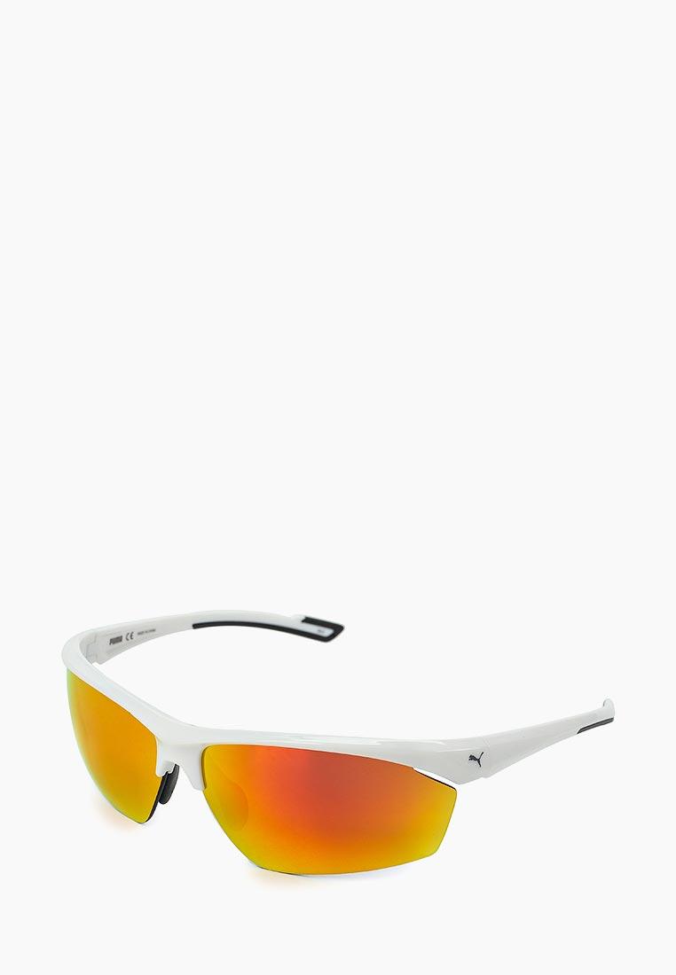 Мужские солнцезащитные очки Puma (Пума) PE0041S