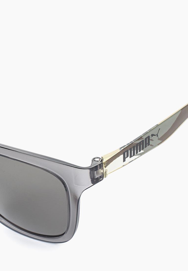 Мужские солнцезащитные очки Puma (Пума) PU0016S: изображение 2