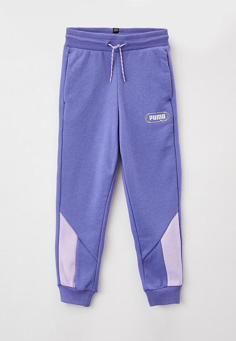 Спортивные брюки для девочек Puma Брюки спортивные PUMA