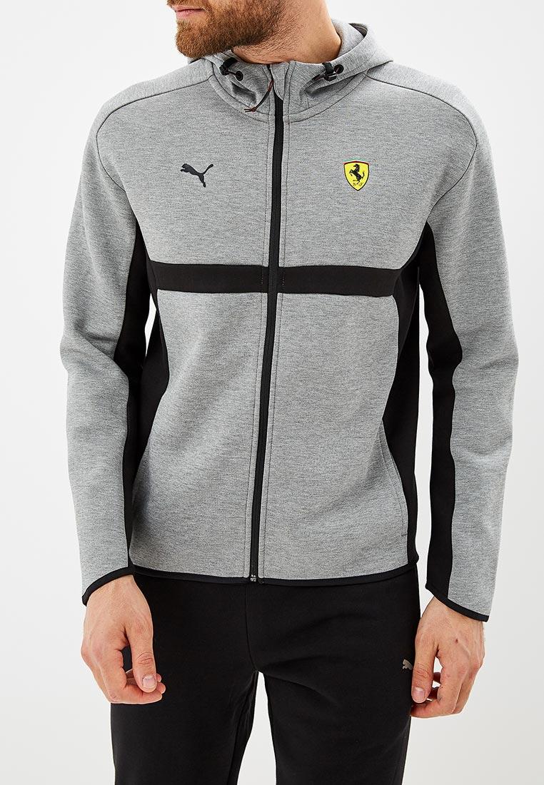 Ветровка Puma (Пума) Куртка SF Hooded Sweat Jacket Puma