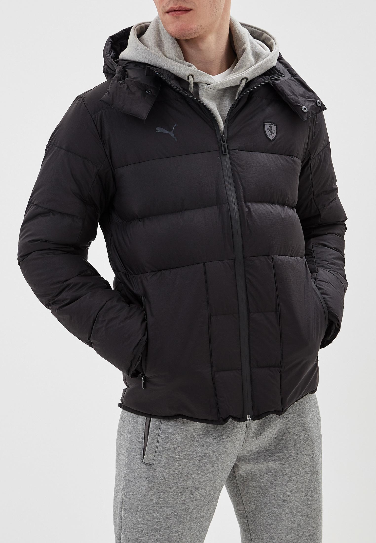 Утепленная куртка Puma (Пума) 595397