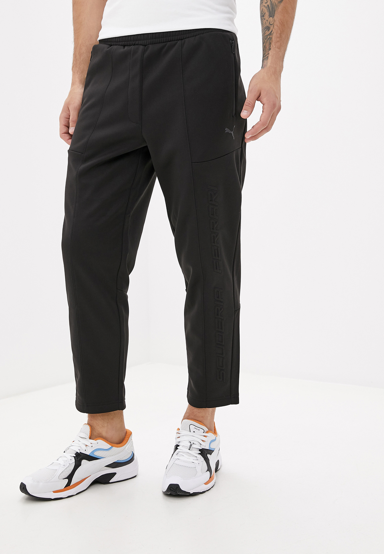 Мужские спортивные брюки Puma (Пума) 595399