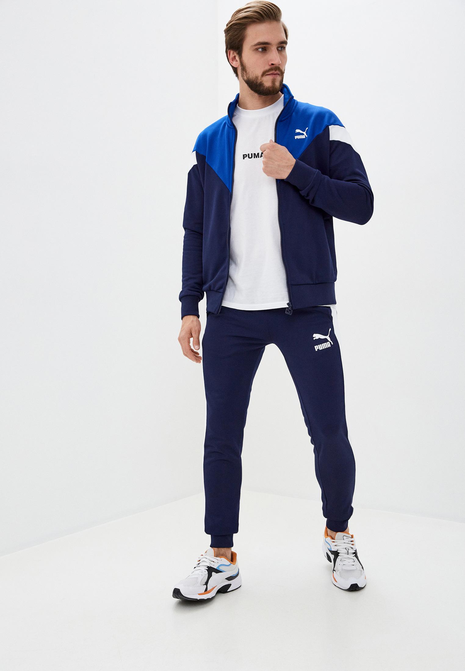 Мужские спортивные брюки Puma (Пума) 597643: изображение 2