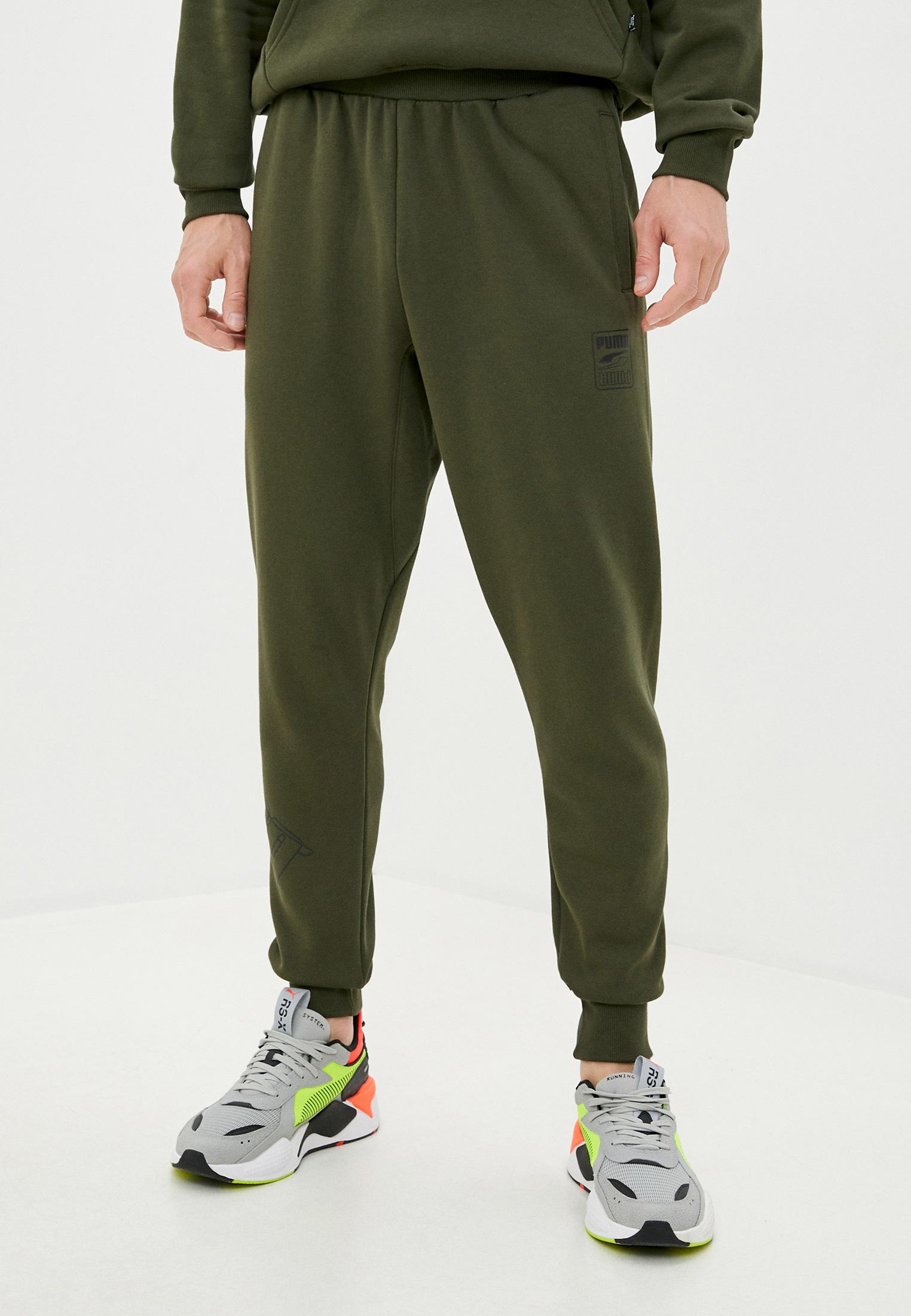 Мужские спортивные брюки Puma (Пума) 583789