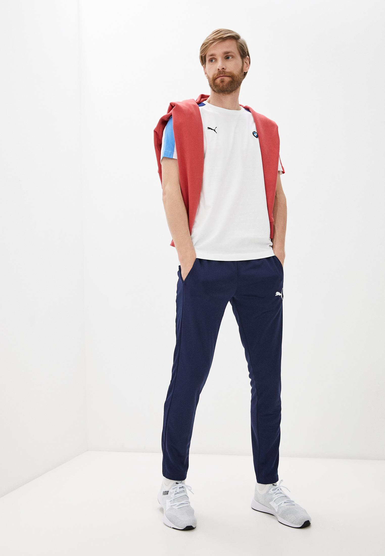 Мужские спортивные брюки Puma (Пума) 586731: изображение 2