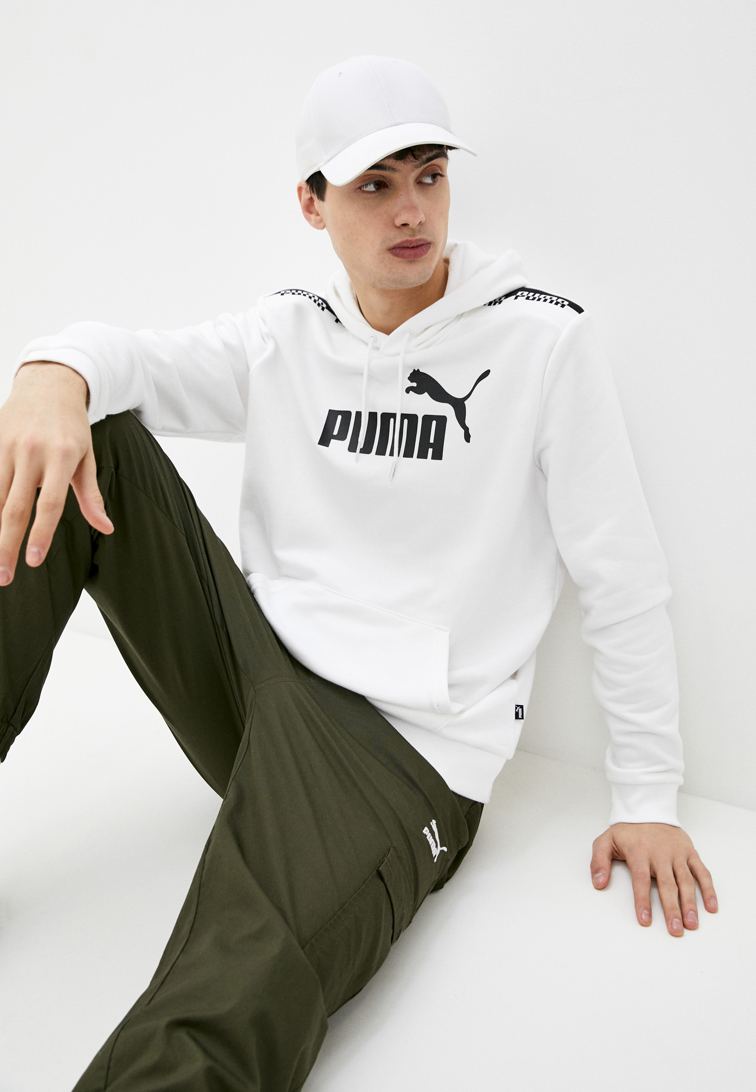 Толстовка Puma (Пума) 585783