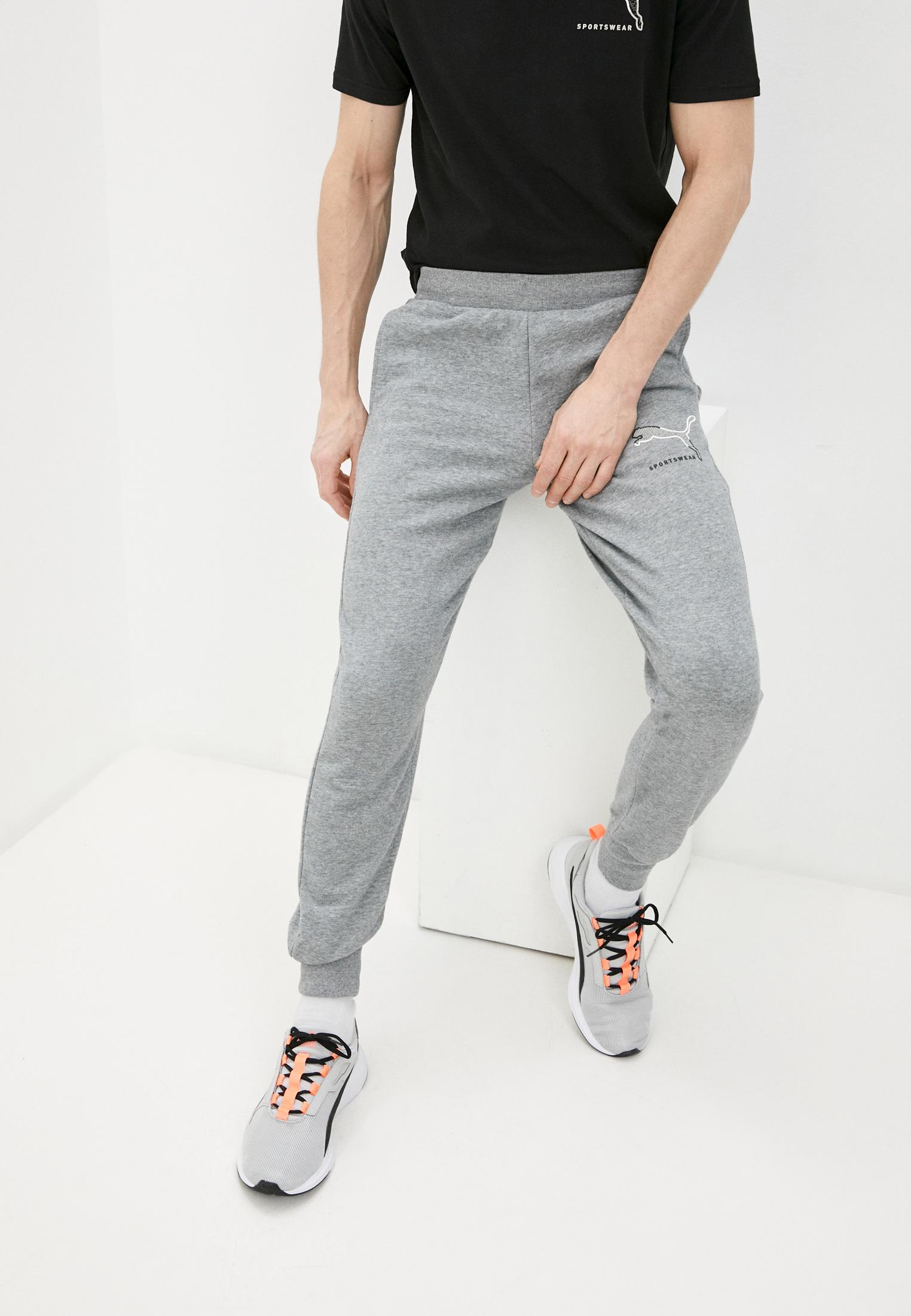 Мужские спортивные брюки Puma (Пума) 585763: изображение 1