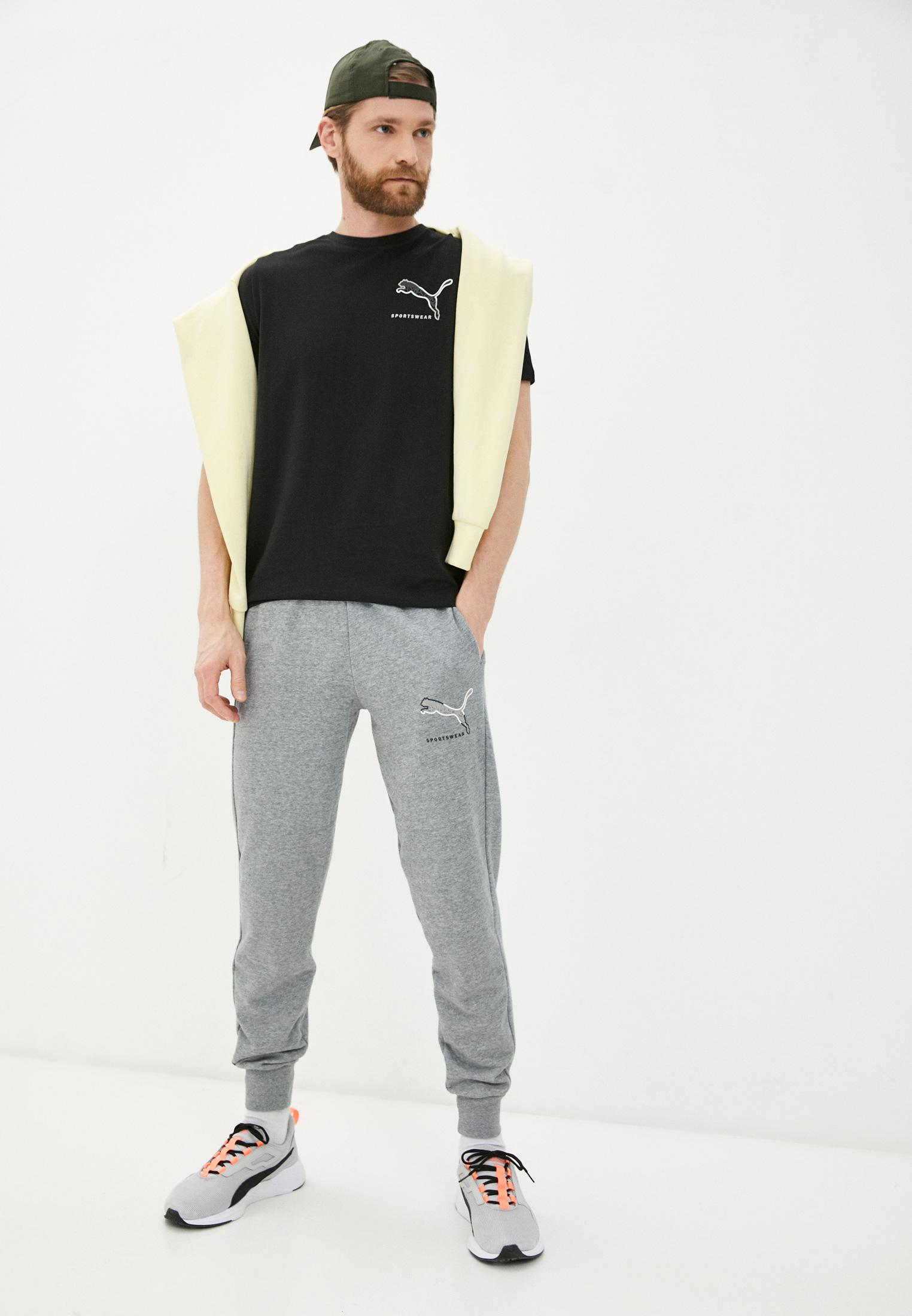 Мужские спортивные брюки Puma (Пума) 585763: изображение 2