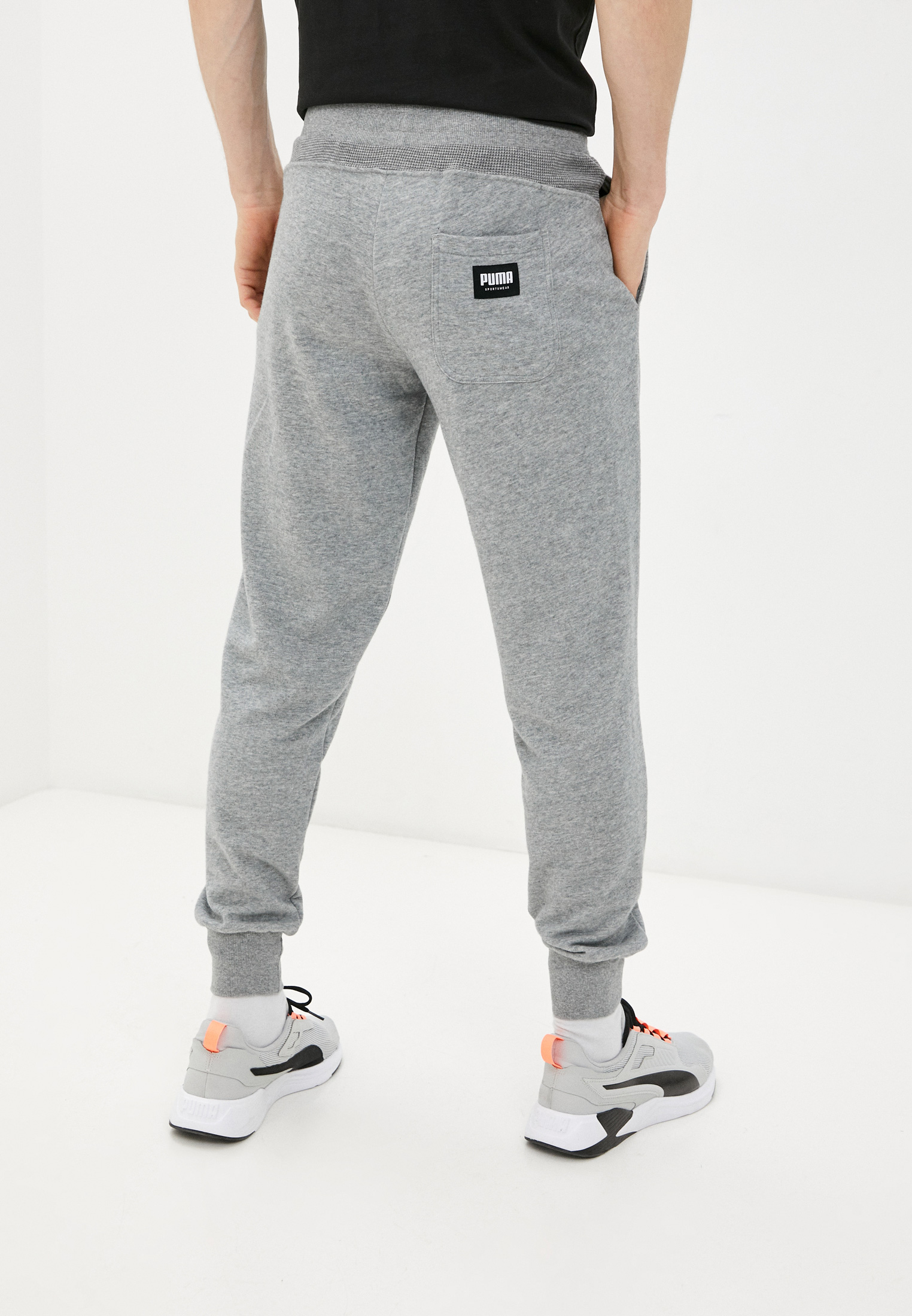 Мужские спортивные брюки Puma (Пума) 585763: изображение 3