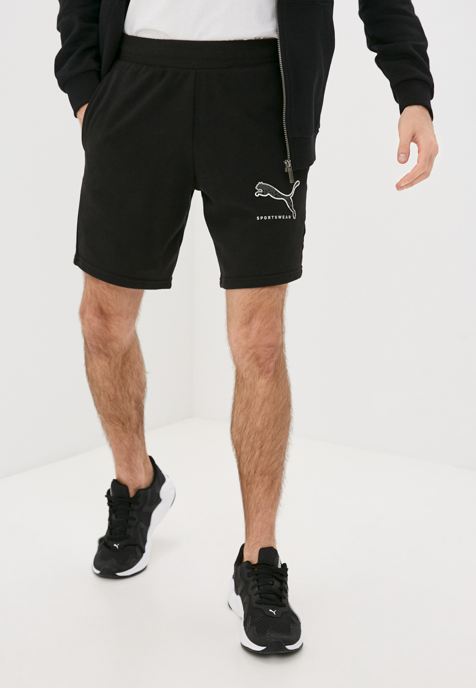 Мужские спортивные шорты Puma (Пума) 585762