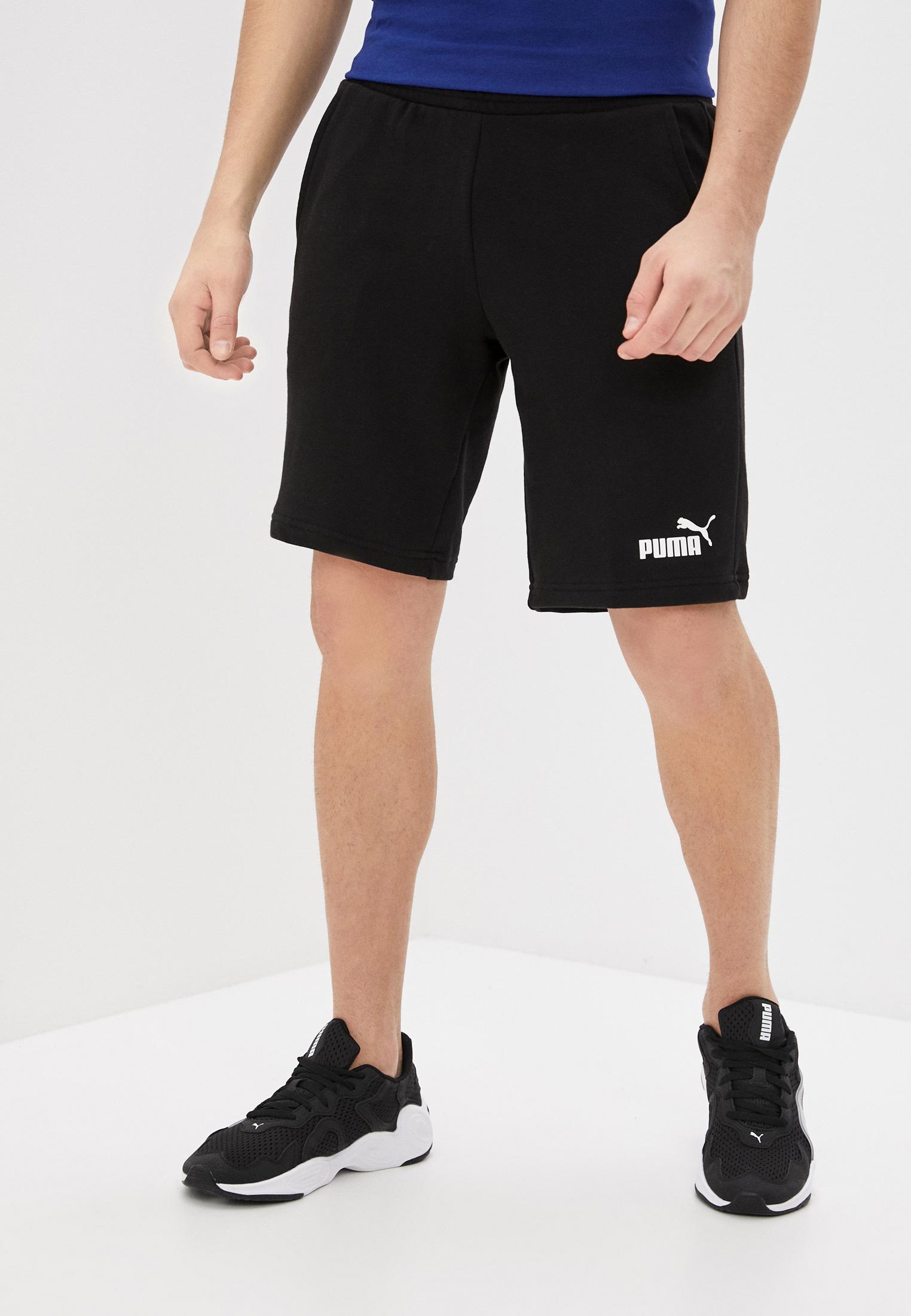 Мужские спортивные шорты Puma (Пума) 586709