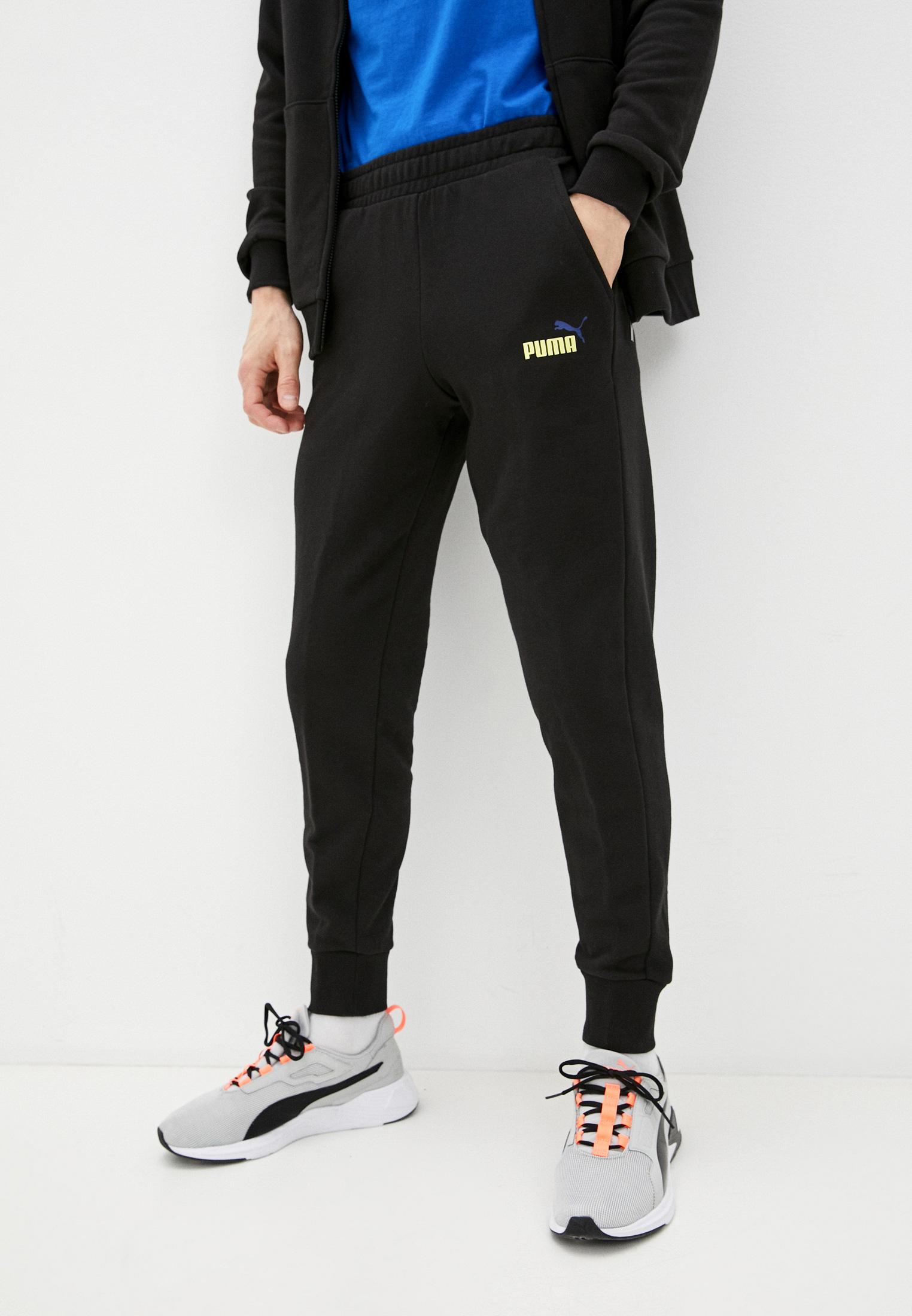 Мужские спортивные брюки Puma (Пума) 586768: изображение 1