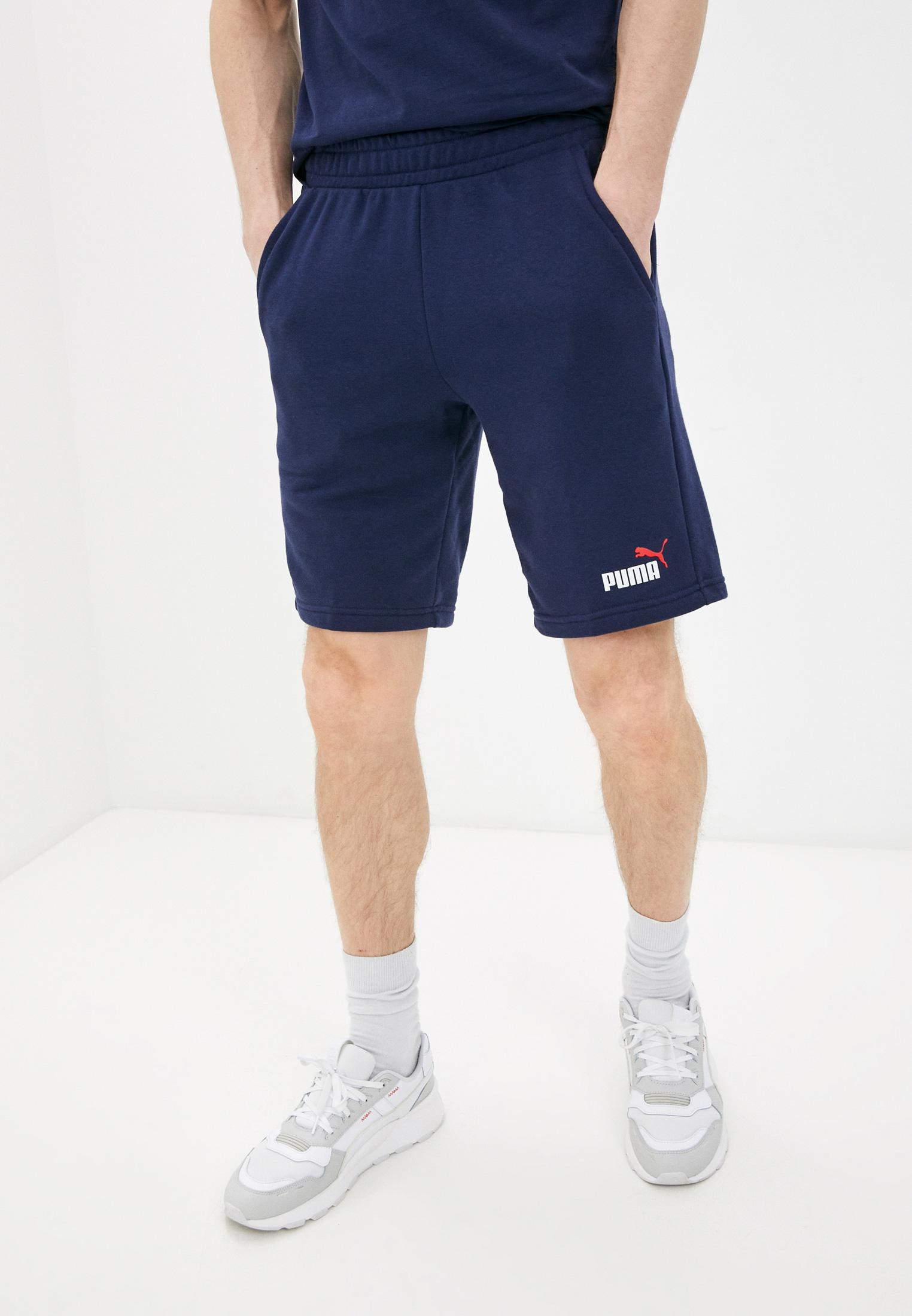 Мужские спортивные шорты Puma (Пума) 586766