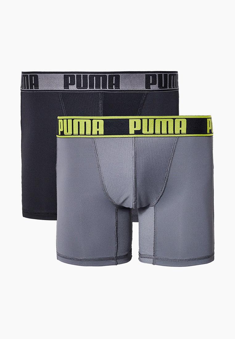 Мужское белье и одежда для дома Puma (Пума) Трусы 2 шт. PUMA