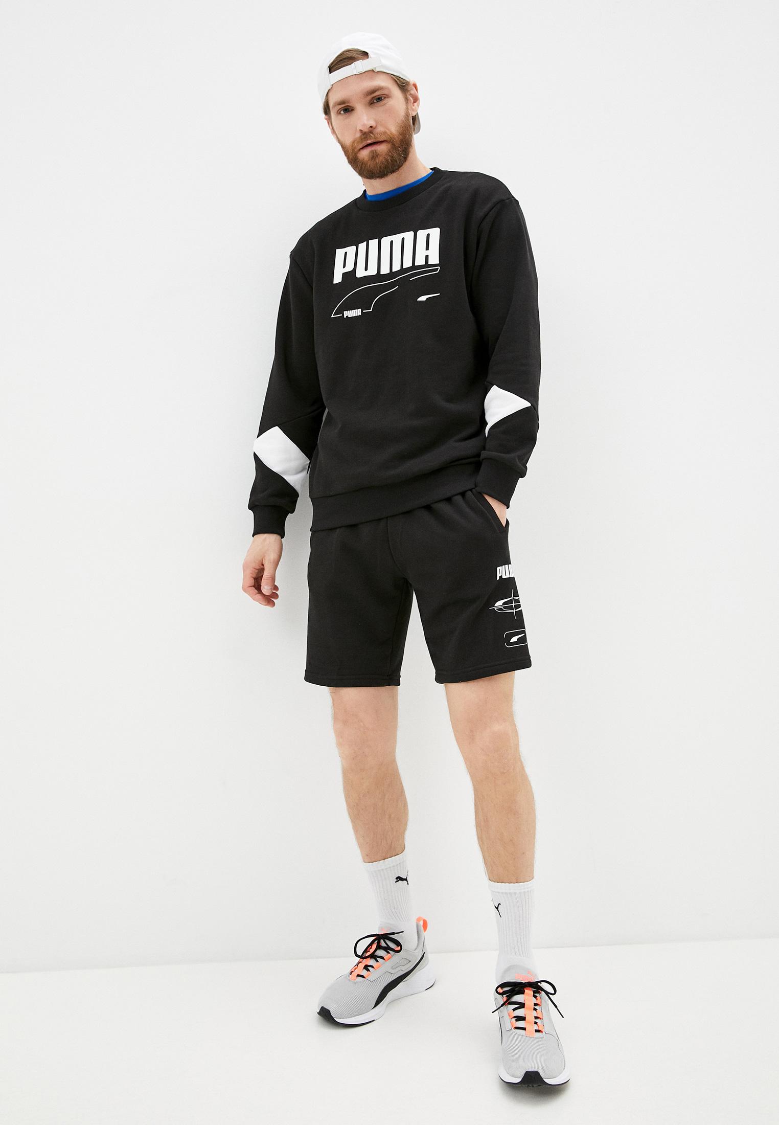 Мужские спортивные шорты Puma (Пума) 585748: изображение 2