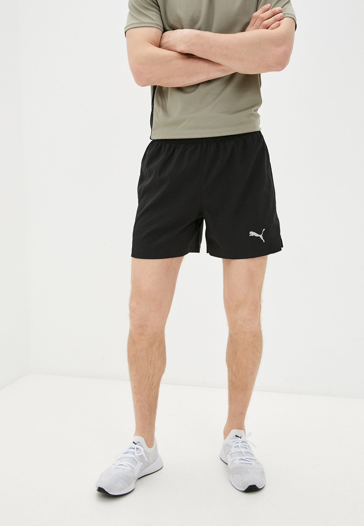 Мужские спортивные шорты Puma (Пума) 520215