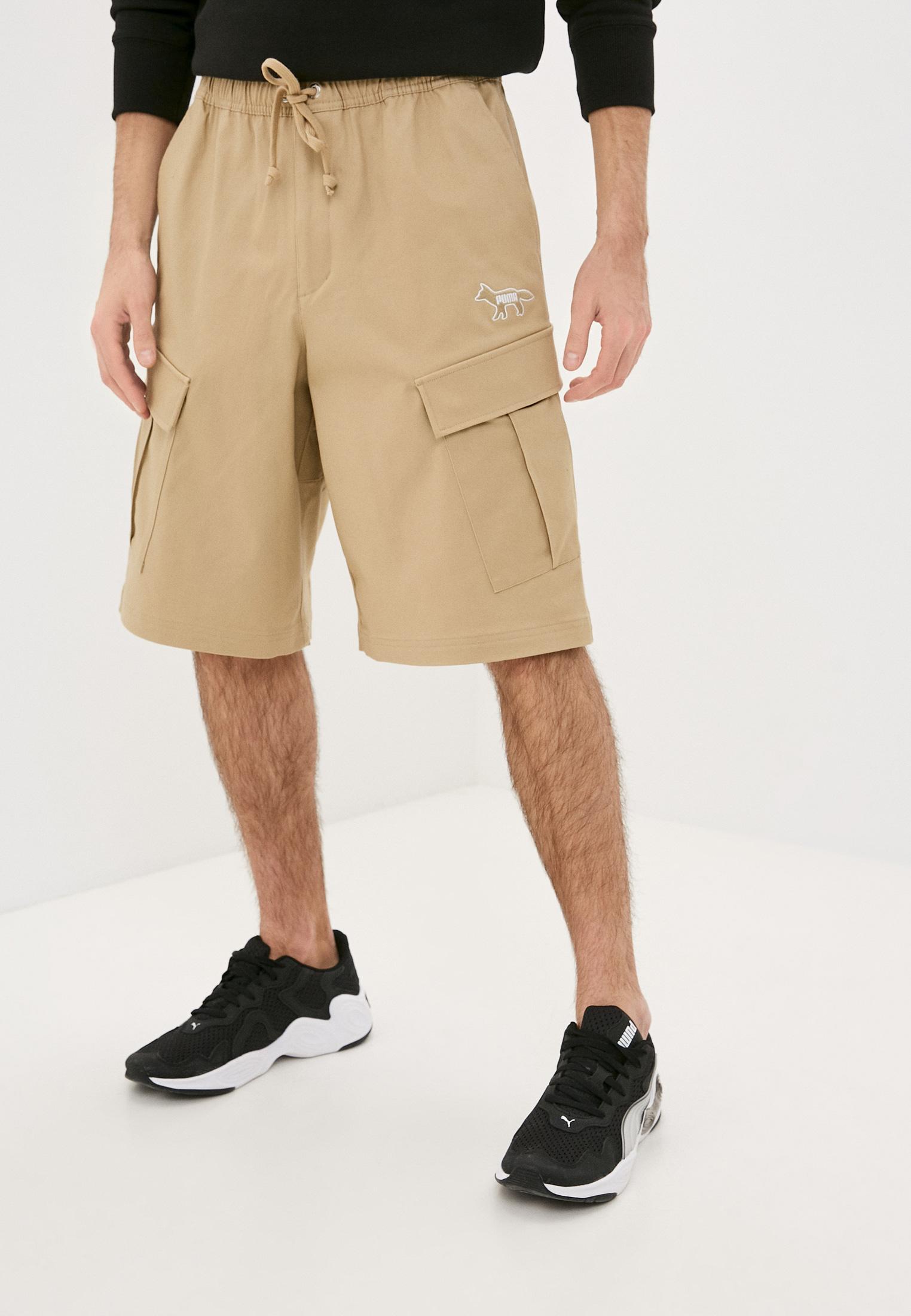 Мужские спортивные шорты Puma (Пума) 530442