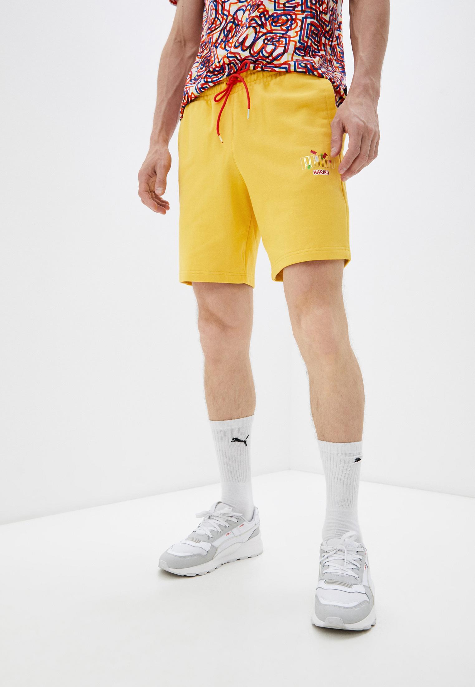 Мужские спортивные шорты Puma (Пума) 532796