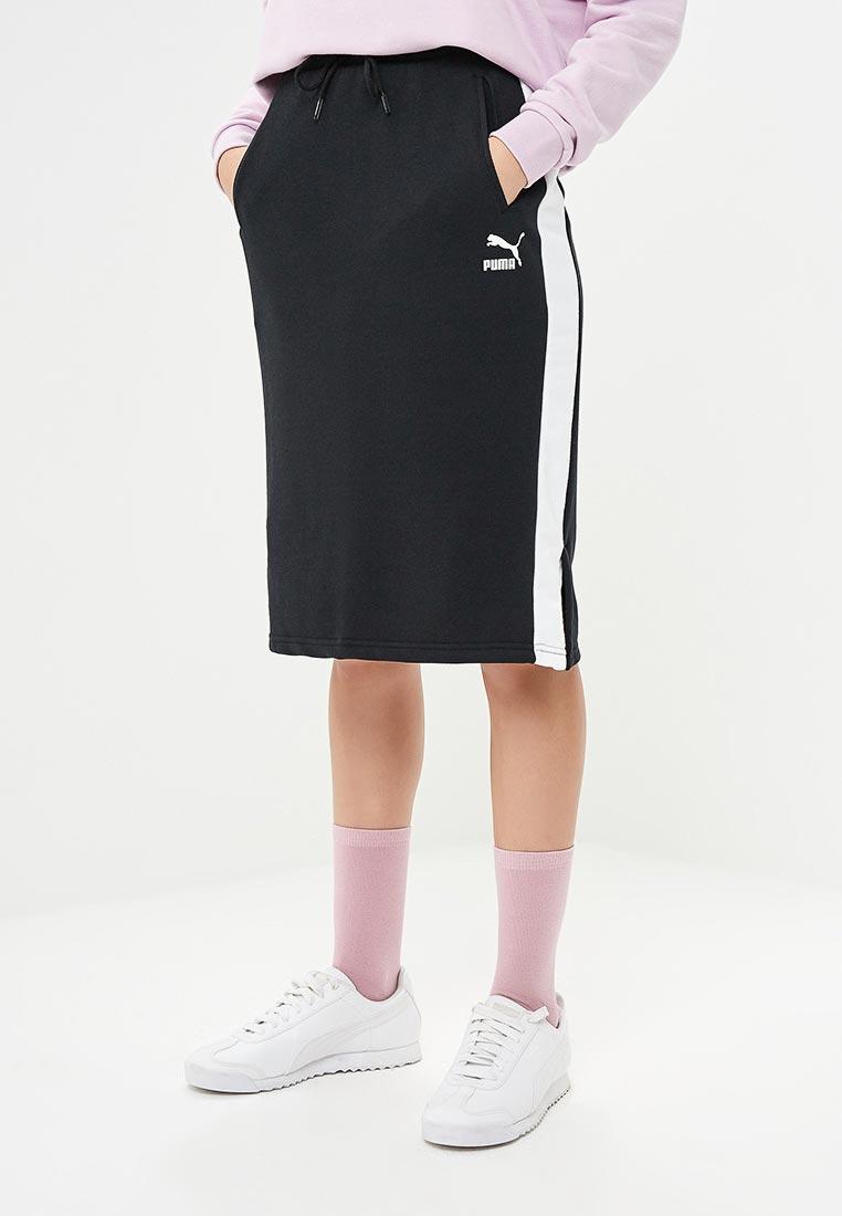 Миди-юбка Puma (Пума) 57625101