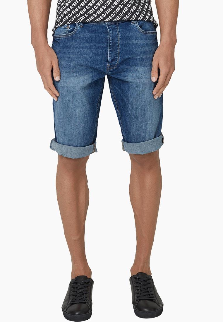 Мужские джинсовые шорты Q/S designed by 4S.995.72.3333