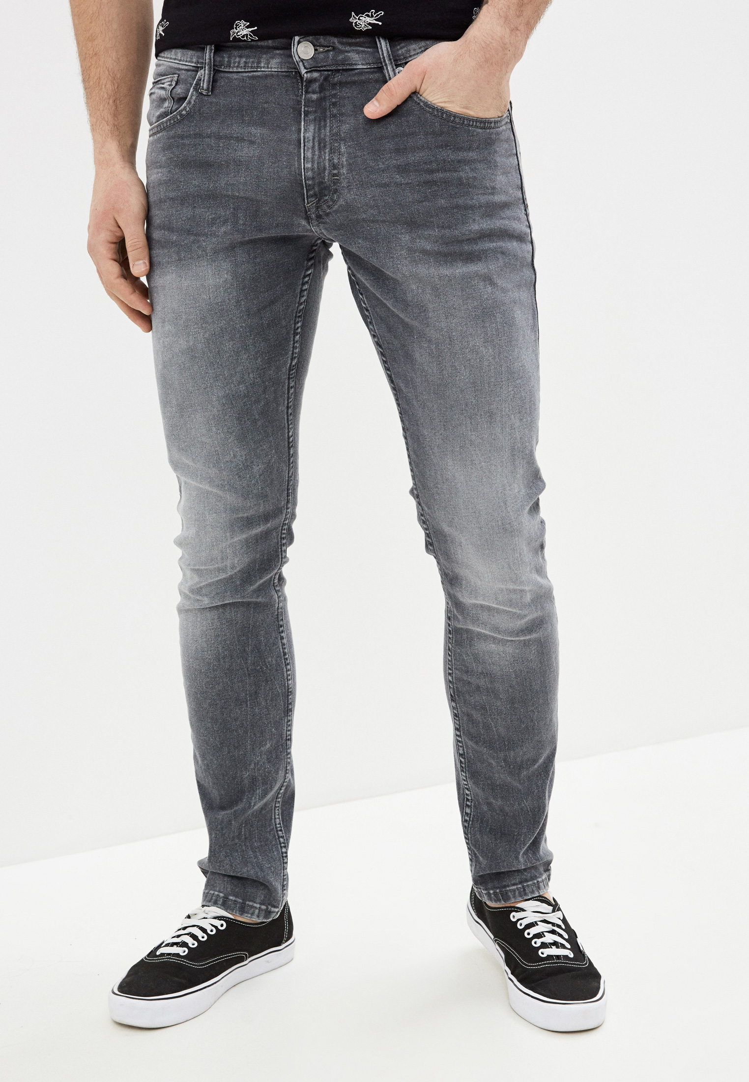 Зауженные джинсы Q/S designed by 520.11.899.26.180.2005616