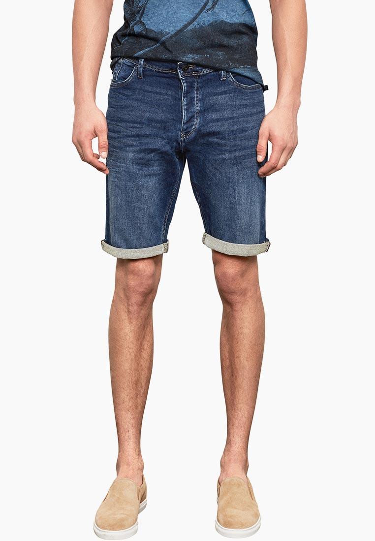 Мужские джинсовые шорты Q/S designed by 44.899.72.3470