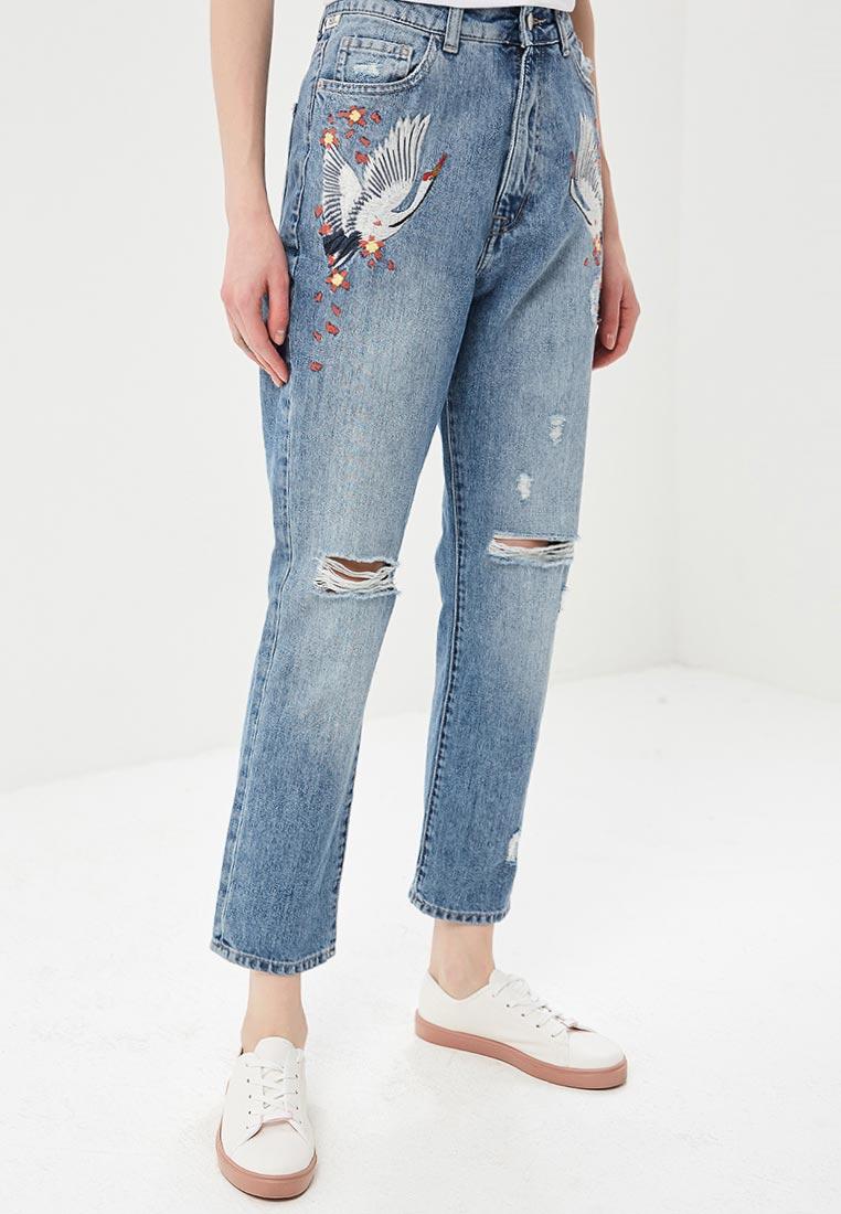 Прямые джинсы Q/S designed by 41.803.72.7984