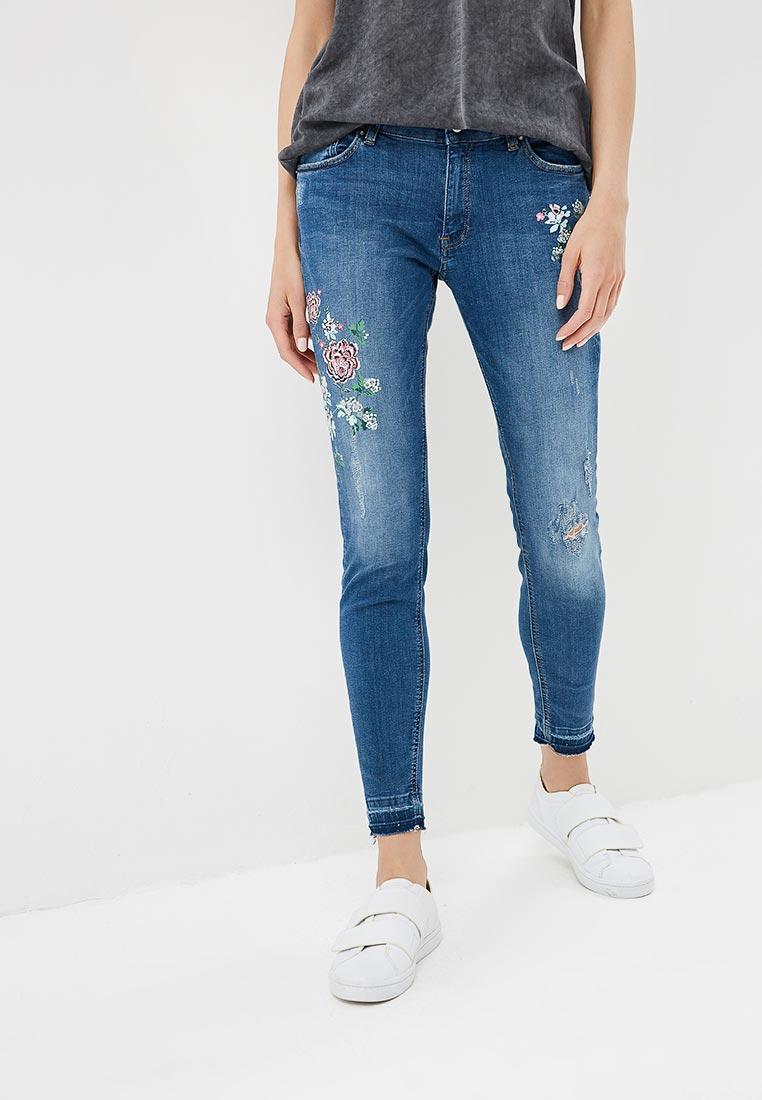 Зауженные джинсы Q/S designed by 41.804.72.2727