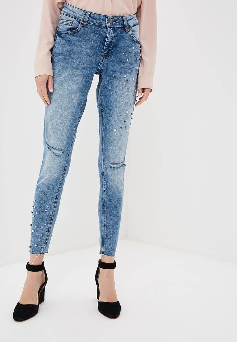 Зауженные джинсы Q/S designed by 41.807.72.4856