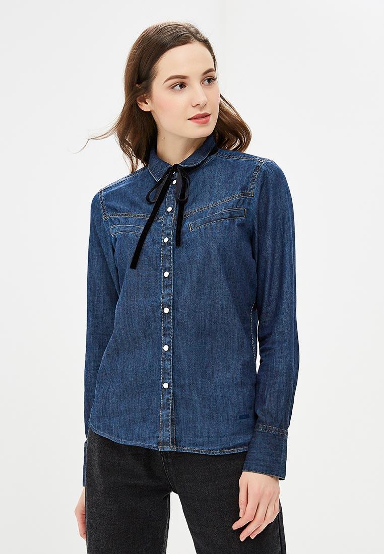 Женские джинсовые рубашки Q/S designed by 41.808.11.8317