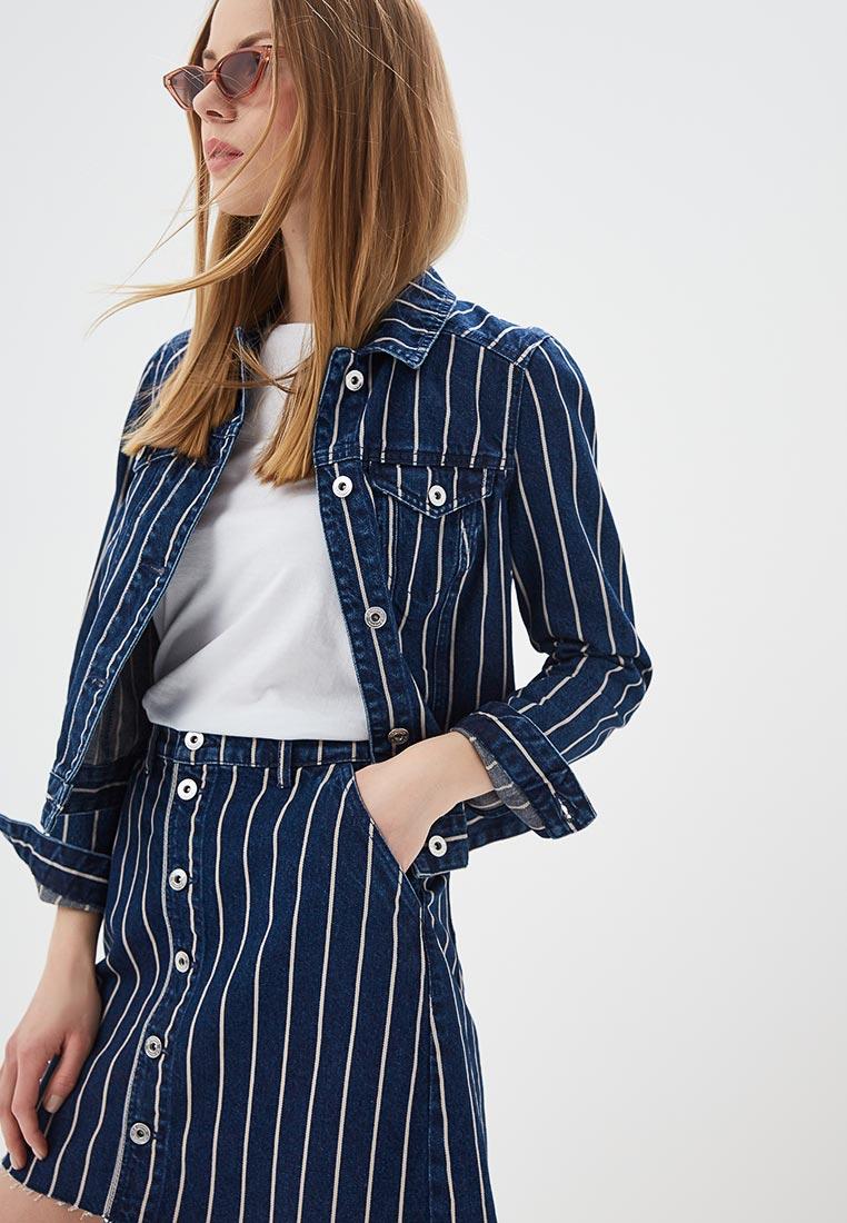 Джинсовая куртка Q/S designed by 41.903.51.2067