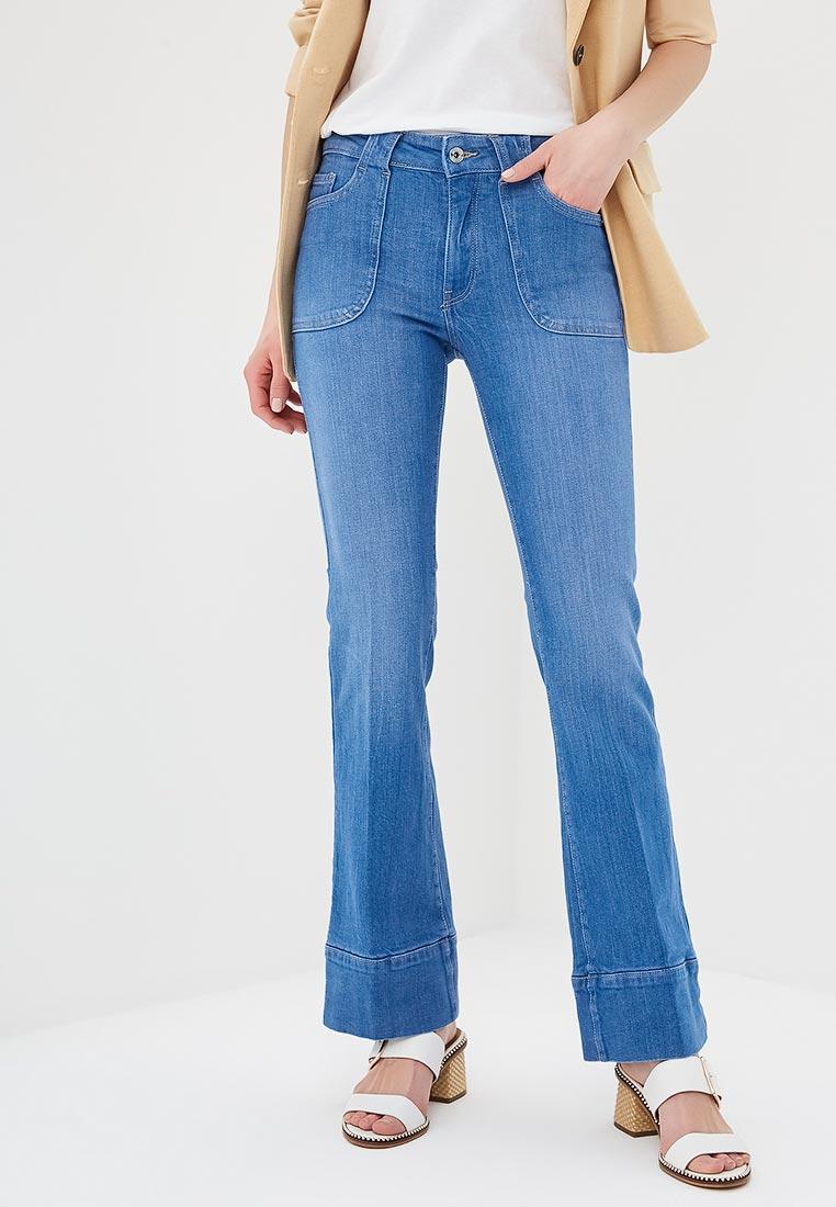 Широкие и расклешенные джинсы Q/S designed by 41.903.71.2978